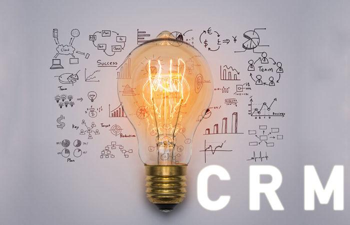 Eπιχειρήσεις + στρατηγικός σχεδιασμός = CRM